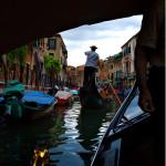 Gondola Ride, Italy