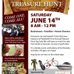 Treasure Hunt Tag Sale