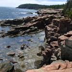 Acadian Coastline, Maine