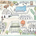 Echo Lake Inn Map