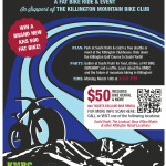 Rollin' Fatties Fat Bike Event Poster